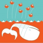 Twitter Fail Whale Belly up