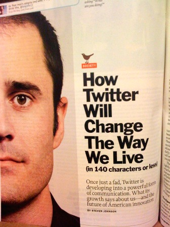 twitter is changing